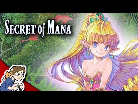 Primm, You Look DIFFERENT! | Secret of Mana REMAKE #2 | ProJared Plays