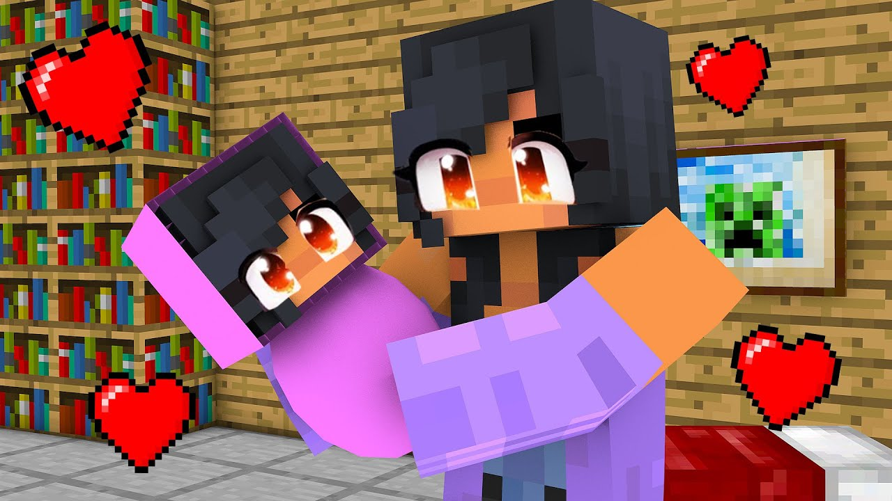 Monster School : APHMAU BREWING BABY CHALLENGE - Minecraft Animation