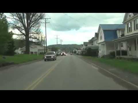 Dashcam Video New Martinsville,West Virginia May 1,2014