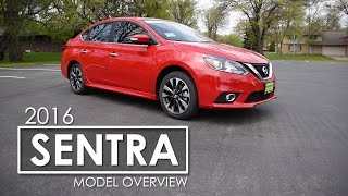 2016 Nissan Sentra | Review | Test Drive