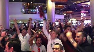 Fans In Sydney Celebrate Dele's Goal - Sweden v England - Russia 2018 World Cup