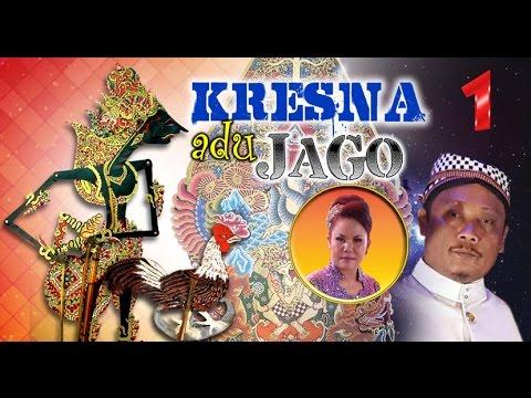 Wayang Kulit Langen Budaya - KRESNA NGADU JAGO, Bag. 01