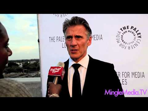 Christopher Stanley at The Paley Center for Media Los Angeles Benefit