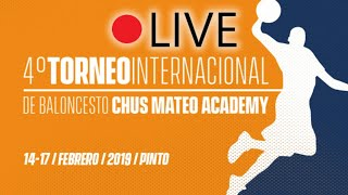Gambar cover U16 Masculino: FINAL. IV Torneo Chus Mateo Academy