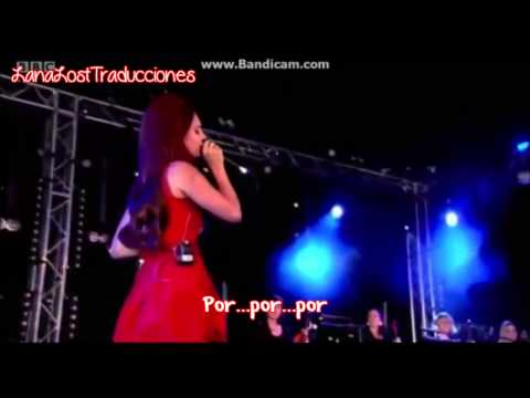 Million Dollar Man-Lana del Rey [Sub Español-Live in the Hackney Weekend]