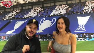 Chelsea Vs Arsenal Carabao Cup Semi Final 1st Leg Preview - Sophie's BACK AGAIN!!!