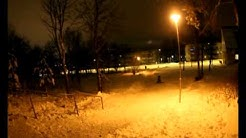 Handrail at Niinivaara, Joensuu!