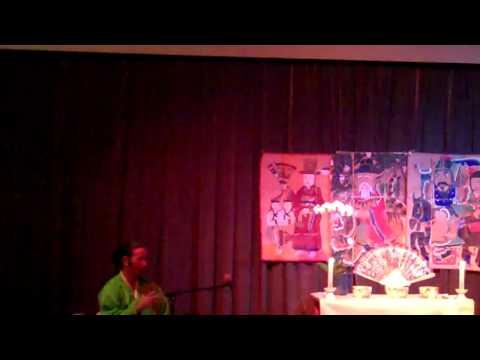 Andrea Kalff - Korean Shamanism - clip 2