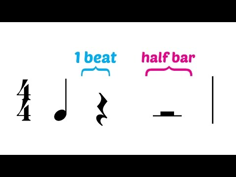 How to draw rests correctly in music notation (UK terms)