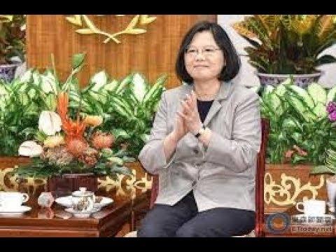 """《今日点击》台湾双十国庆节 蔡英文直指中国""""不要做制造麻烦的中心"""""""