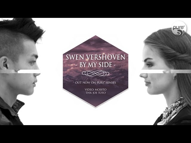 SWEN VERSHOVEN - BY MY SIDE • pure* records