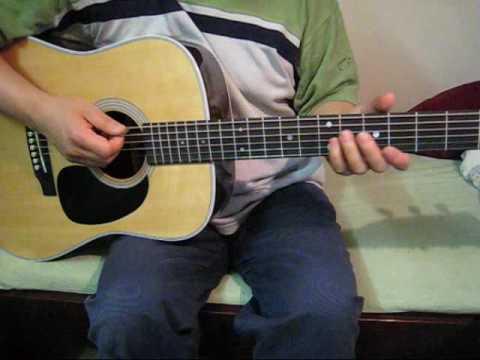 Bai Tap 8 Guitar - Ngoi Hat Ca Benh Bong - Quoc Bao