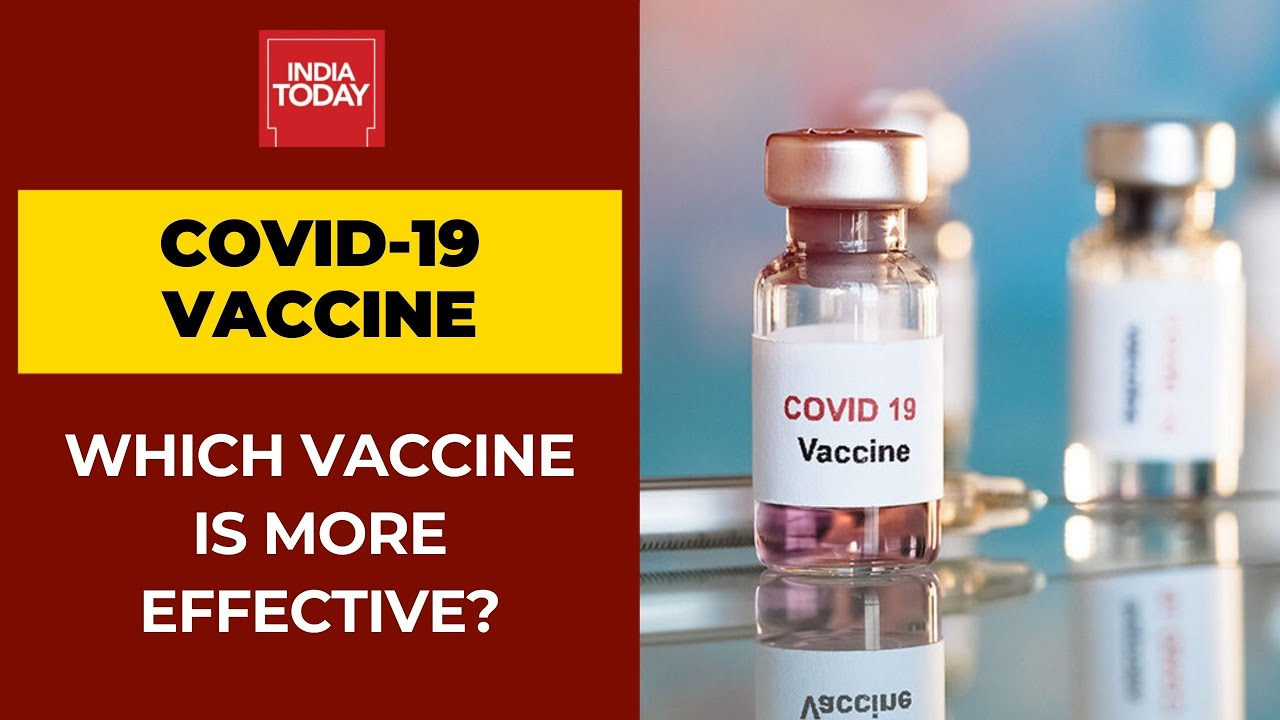 Which Coronavirus Vaccine Is More Effective Comparison Of Vaccines That  Are Ready For Use
