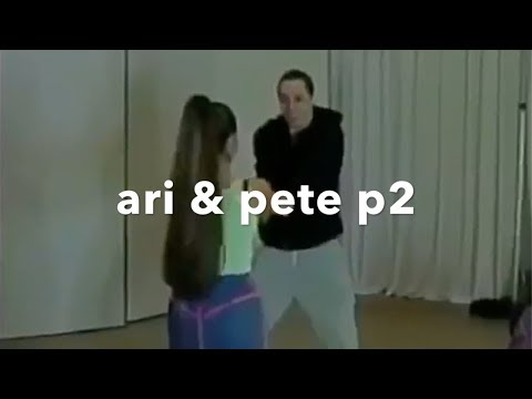 ariana grande & pete davidson  ♡cutest moments♡ PART 2