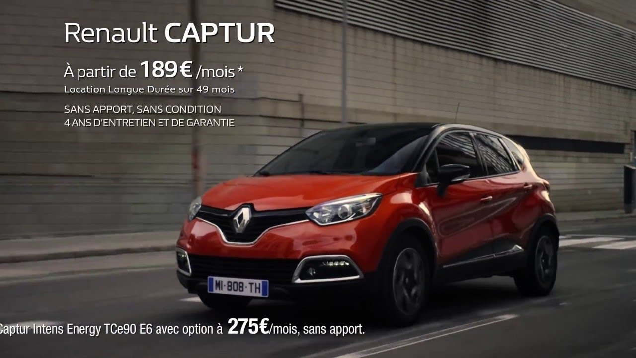 pub renault captur 2016 youtube. Black Bedroom Furniture Sets. Home Design Ideas