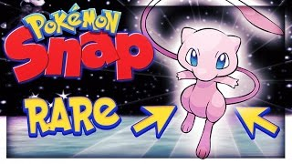 THE LEGENDARY MEW! (Pokemon Snap Finale)