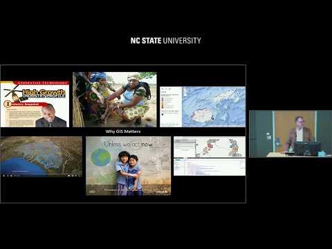 Geospatial Forum: David DiBiase