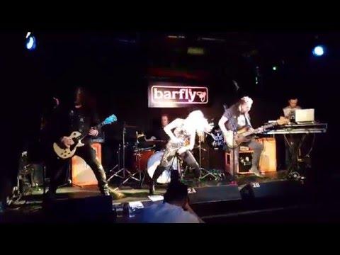 Scarlet Aura Live Barfly London 14.02 2016
