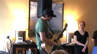 [PRE-RELEASE] Morgan Evans - Young Again - Private Suite at the Omni Nashville