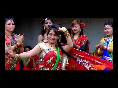 New Superhit Teej song 2073   Maiti Deshako माइती देशको by Tika Pun   Hari Bista   Gangamala Films