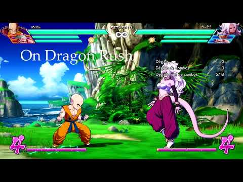 Dragon Ball FighterZ : C-21 / Android 21 Combo for every possible starter