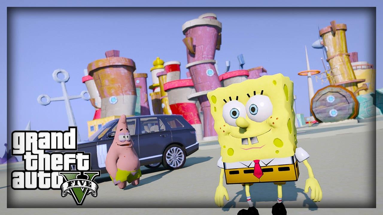 Gta Spongebob Related Keywords & Suggestions - Gta Spongebob Long
