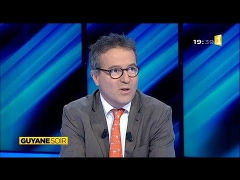 Interview de Martin Hirsch directeur général de l'assistance publique