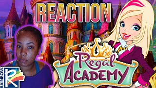 NEW! Regal Academy Trailer Reaction ♥ DAIRY REACTS