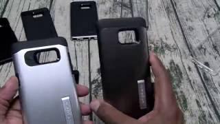 Samsung Galaxy Note 7 Spigen Case Lineup