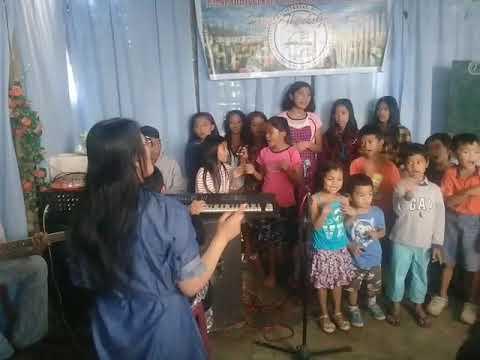 (joemz) childrens presentation @ kalasungay local church