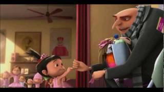 Despicable Me-Best of Agnes