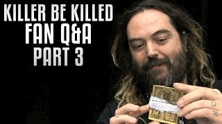 KILLER BE KILLED - Part 3: Fan Q&A w/ Max Cavalera (INTERVIEW)
