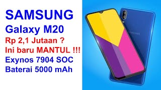 galaxy m20 hands on