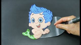 Making Bubble Guppies Gil PANCAKE