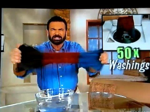 Billy Mays Mighty Mendit Commercial
