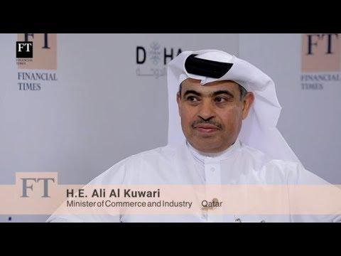 Doha Forum 2018 - Ali Al Kuwari, Minister of Commerce and Industry, Qatar