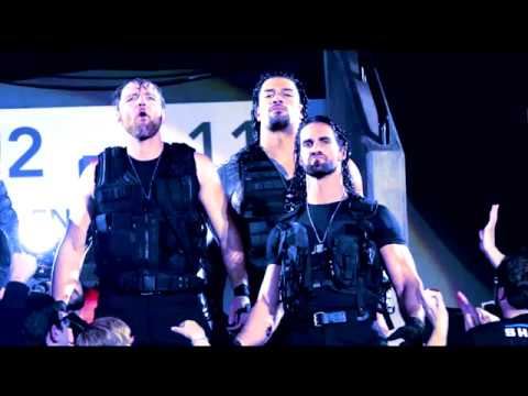 WWE The Shield Theme Song 2017 (Used on RAW October 16th 2017)