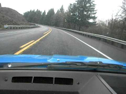 Triumph Tr7 Convertible Fast Four Cyl Speed Test Near Crash