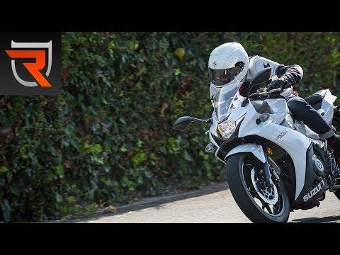 2018 Suzuki GSX250R First Test Review Video   Riders Domain