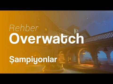 Overwatch Türkçe Rehber   Şampiyonlar Yetenekler Ve Oynanış