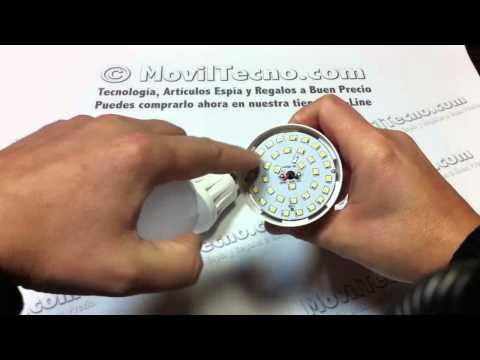Cómo funcionan las bombillas inteligentes - LEROY MERLIN from YouTube · Duration:  1 minutes 9 seconds