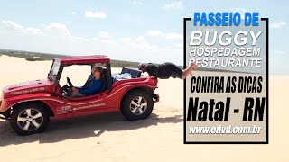 Dicas de viagem: Natal-RN | Dunas de Genipabu, Passeio de Buggy, Hospedagem, Restaurante... PARTE 1