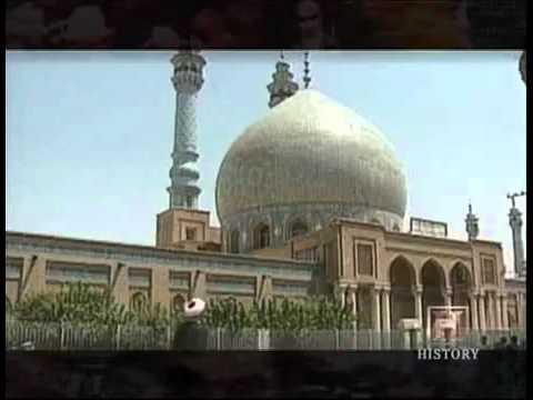Ayatollah Khomeini Iran's leader