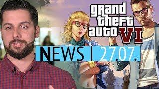 GTA 6: Entwicklung hat laut Schauspieler begonnen - Die Sims 4 kommt auf PS4 - News