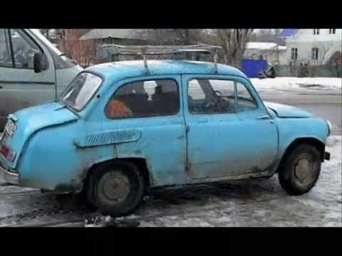 Авто Приколы . Funny car ! Ukrainian and russian