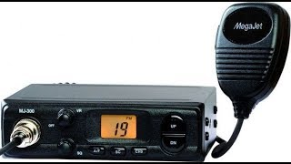 Обзор радиостанции MegaJet MJ-300
