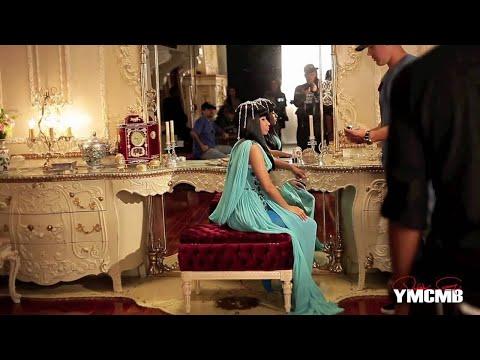 Nicki Minaj - Moment 4 Life ft. Drake (Clean Version) (Behind The Scenes)