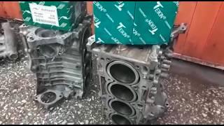 Hyundai ix35 гильзовка, замена поршней ремонт у Вадима