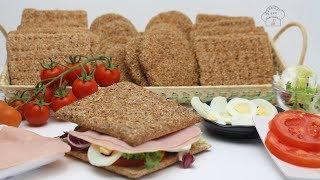 Thins‼️ Pan de Dieta con 99 Kcal 😱 SIN HORNO 😱