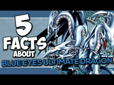 5 Facts About Blue Eyes Ultimate Dragon - YU-GI-OH! Facts & Trivia